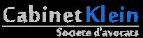 Cabinet-Klein – Avocats Aix en Provence Logo